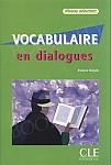 Vocabulaire en dialogues debutant +CD