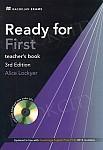 Ready for First (3rd edition) książka nauczyciela