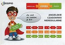 Irregular Verb Puzzle
