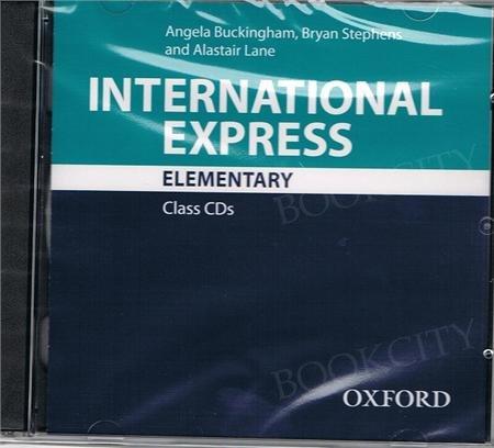 International Express 3Ed Elementary Class Audio CDs (2)