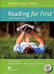 Improve your Skills for First. Reading Skills podręcznik