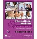 Get Ready for International Business 2 książka nauczyciela