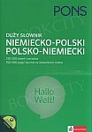 Słownik duży niemiecko-polski polsko-niemiecki