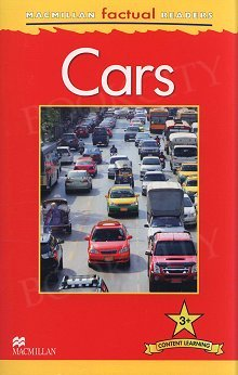 Cars Level 3 Book