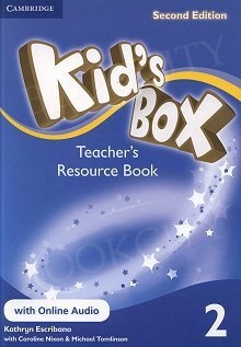 Kid's Box 2 (Updated 2nd Ed) Teacher's Resourse Book with Online Audio