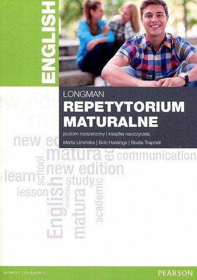 Longman Repetytorium maturalne. Poziom rozszerzony książka nauczyciela