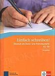 Einfach schreiben! A2-B1 Książka