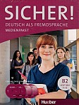 Sicher! B2 Medienpaket Płyta audio CD (2szt.) + Płyta DVD (2szt.)