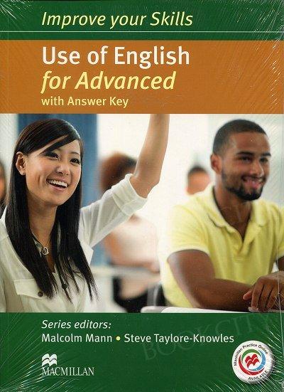 Improve your Skills for Advanced Use of English Skills Książka ucznia (z kluczem) + kod online