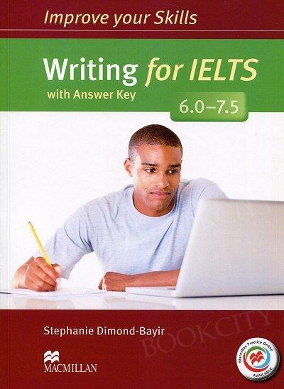 Improve your Skills for IELTS 6-7.5 Writing Skills Książka ucznia (z kluczem) + kod online