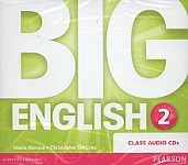 Big English 2 Class CD