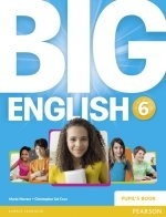 Big English 6 podręcznik