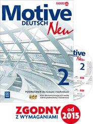 Motive – Deutsch Neu 2 podręcznik
