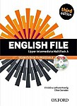 English File Upper Intermediate (3rd Edition) (2014) Multipack A with iTutor and iChecker - Student's Book A + Workbook A