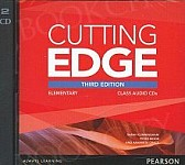 Cutting Edge 3rd Edition Elementary Class CD