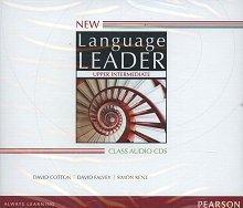 New Language Leader Upper-Intermediate Class Audio CDs