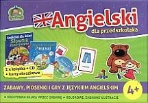 Kapitan Nauka Angielski dla przedszkolaka 4+
