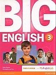 Big English 3 Pupil's Book with MyEnglishLab