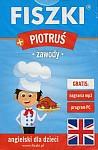 Fiszki Obrazkowe Angielski. Gra Piotruś - Zawody Fiszki + program + mp3 online