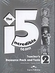 The Incredible 5 Team 2 Teacher's Resource Pack & Tests