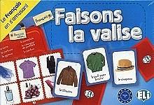 Faisons la valise Gra językowa z polską instrukcją i suplementem