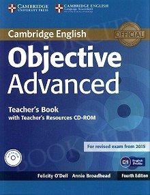 Objective Advanced 4th Edition książka nauczyciela