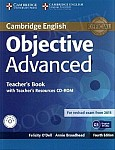 Objective Advanced 4th Edition Teacher's Book with Teacher's Resources CD-ROM