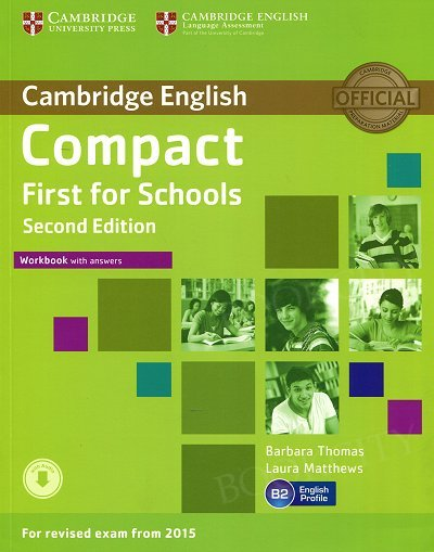 Compact First for Schools (2nd Edition) ćwiczenia