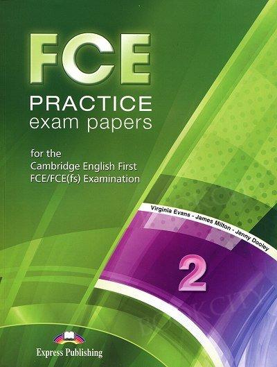 FCE Practice Exam Papers (2015) 2 Student's Book+ kod DigiBook