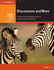Discussions and More Paperback