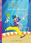 PB3 and Coco the Clown Book + CD