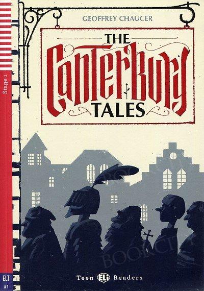 Canterbury Tales (poziom A1) Książka+CD