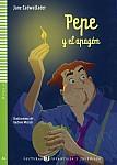 Pepe y el apagón Książka + mp3