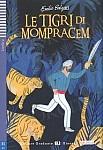Le tigri di Mompracen Książka + audio mp3