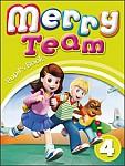 Merry Team 4 Pupil's Book
