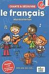 Chante et decouvre le francais Książka+CD