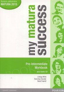 My Matura Success Pre-Intermediate (WIELOLETNI) Workbook plus Audio CD