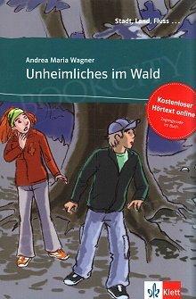 Unheimliches Im Wald Buch Książka