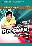 Prepare! 3 Student's Book & Online Workbook