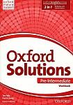 Oxford Solutions Pre-Intermediate Materiały ćwiczeniowe z Online Practice