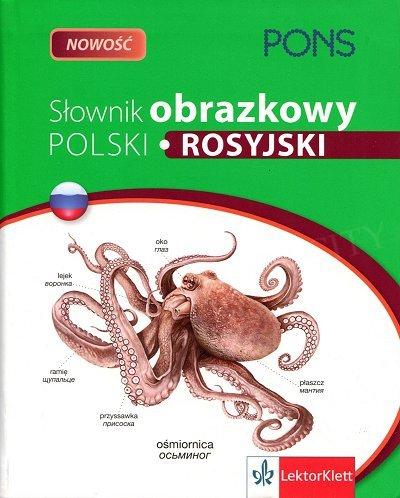 Słownik obrazkowy polski rosyjski