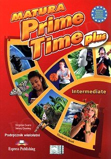 Matura Prime Time Plus Intermediate Student's Book (wieloletni)