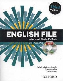 English File Advanced (3rd Edition) (2015) podręcznik