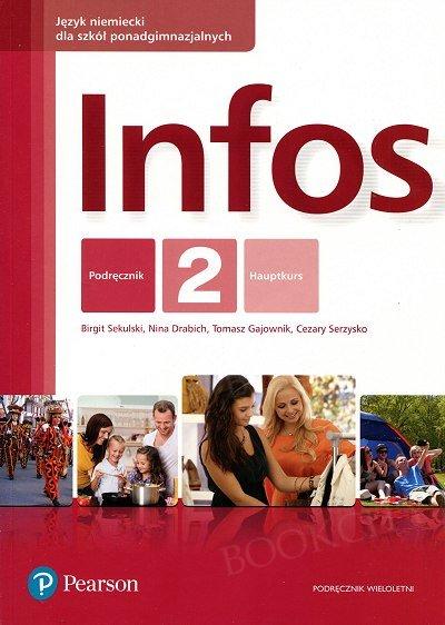 Infos 2 (WIELOLETNI) podręcznik