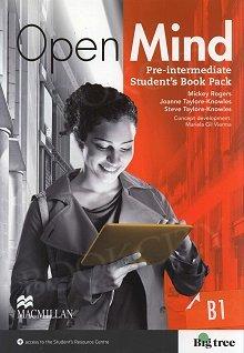 Open Mind Pre-Intermediate podręcznik