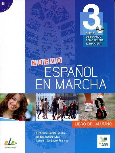 Nuevo Espanol en marcha 3 podręcznik