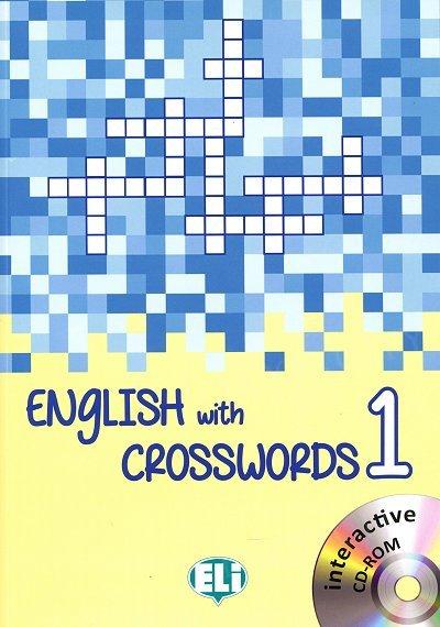 English with Crosswords (Beginner) Książka + CD-ROM