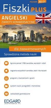 Angielski Fiszki PLUS Zwroty konwersacyjne dla zaawansowanych Fiszki + program + mp3 online