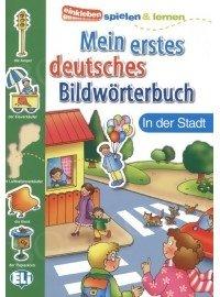 Mein erstes deutsches Bildwörterbuch - in der Stadt