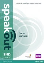Speakout Starter (2nd edition) Workbook (no key)